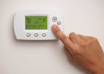 What Temperature Should I Set My Thermostat When On Vacation?
