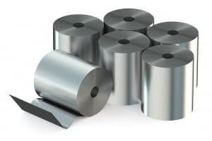cold rolled steel forming