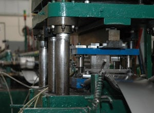 Machinery For Stamping Process