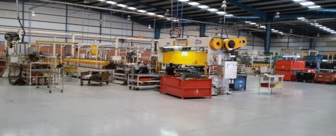 Mexico Plant Roll Forming Equipment
