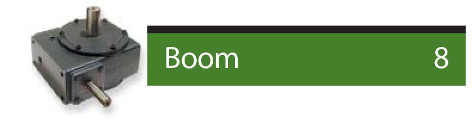 find parts related to boom