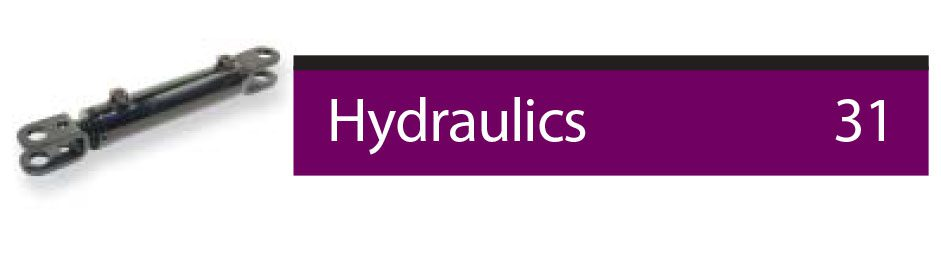 find parts related to hydraulics