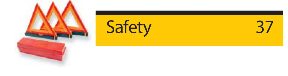 find parts related to safety
