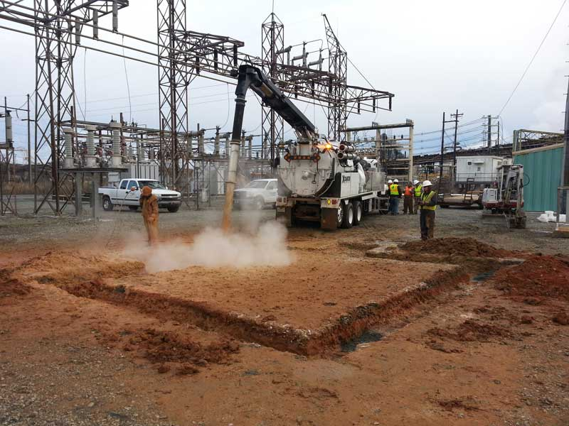 Safety of Hydrovacs for Construction Excavation