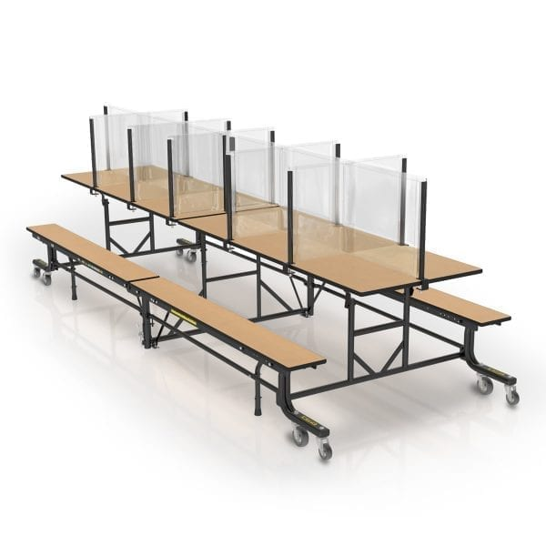 Table Top Safety Dividers