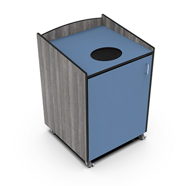Waste Recycling Receptacles