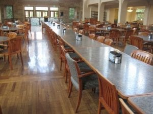 College and University Tables and Chairs