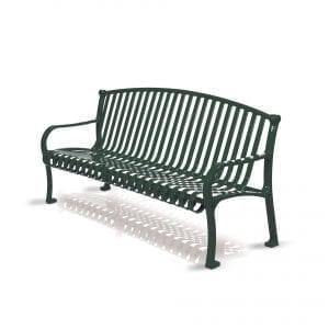 Outdoor Seating and Getzen Benches