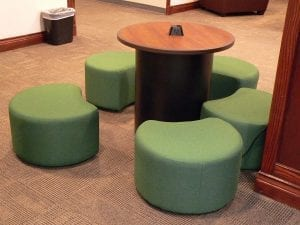 Lounge Chairs and waiting room design