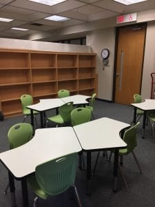 Collaboration Classroom Tables