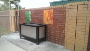 Outdoor Spaces furniture
