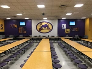 Cafeteria Tables and Chairs for Lunchroom