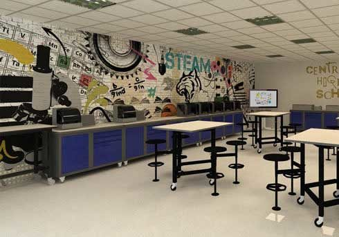 PHabLAB Selects Google Jamboard Interactive Display for Turnkey STEAM Solution