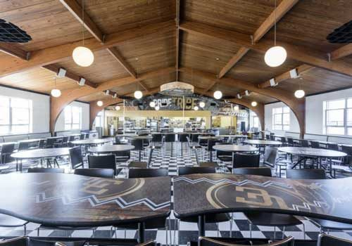 Cafeteria Design Impacts Student Participation
