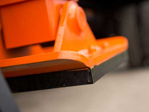 Grapple Loader Outriggers